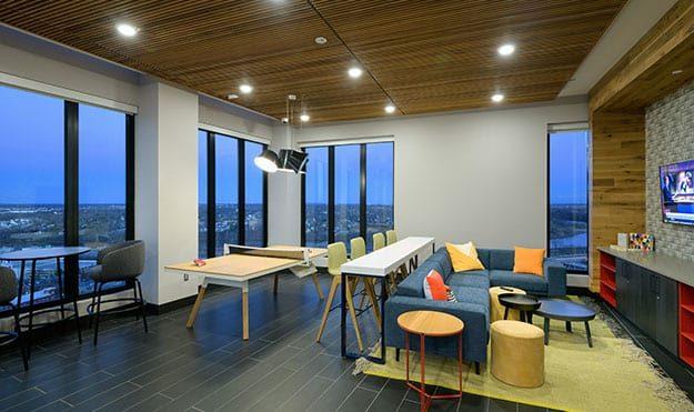 Game & Media Lounge