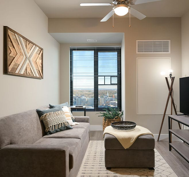 Furnished Student Apartments - Image 01